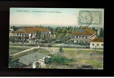 1911 Tananarive Madagascar RPPC Cover House Point Tanio postcard