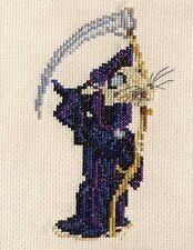 Discworld cross stitch kits and charts Errol, Casanunda, Death of Rats, 14s aida