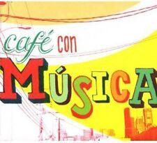 Monareta Cafe Con Musica CD ***NEW***