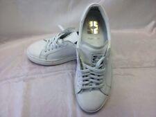Sneakers Uomo Scarpe Ginnastica Bianco Lacci MADE ITALY Man Shoes White Schuhe