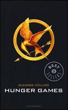 Hunger games - Suzanne Collins oscar Mondadori NUOVO 25%