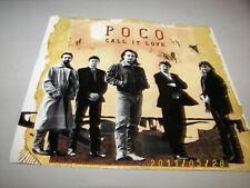 Poco Call It Love 45 NM 1989 9038-7-R w/ps