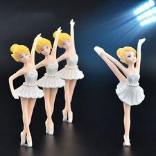 Cute Ballet Girl Fairy Garden Miniatures Figurine Decor Craft Ornaments Diy Us d