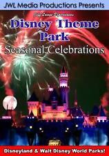 Disneyland Walt Disney World DVD Seasonal Celebrations, July 4th, NYE Fireworks