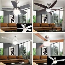 Ventilateurs 3 Étages Chambre À Coucher Ventilateur Télécommande Plafonnier
