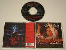 CHRIS DE BURGH/HIGH ON EMOTION - LIVE FROM DUBLIN(A&M RECORDS/397 086 2)CD ALBUM