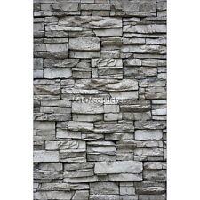 Pegatinas nevera decoración Piedra 60x90cm ref 6237 6236