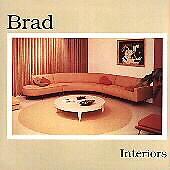 """NEW SEALED """"Brad"""" Interiors  Cassette Tape (G)"""
