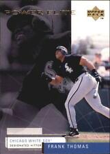 1999 Upper Deck Challengers for 70 Baseball Card #8 Frank Thomas