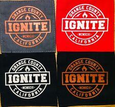 IGNITE (672) HARD CORE patches punk MADBALL TERROR HATEBREED H2O