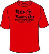 Rex Kwon Do T-Shirt. Dynamite Funny Napoleon Pedro Vote For Movies TShirt Tees