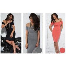 BY ALINA Minikleid Sommerkleid Partykleid Abendkleid Strandkleid 34-38 #A242