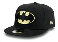 NEW ERA 59FIFTY SUPER HERO CAP. BATMAN.