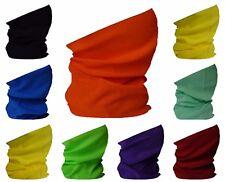 foulard multifonction écharpe tube Écharpe Écharpe tube moto Bandana couleurs B3
