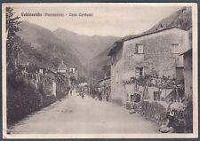 LUCCA PIETRASANTA 17 VALDICASTELLO - GIOSUE' CARDUCCI Cartolina viaggiata 1934