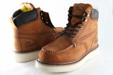 Men Work Boot Cobra C11M Brown Genuine Leather Goodyear Welt Construction New