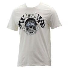 Buffalo By David Bitton Men's Nitu Graphic Cotton Short Sleeve T-Shirt