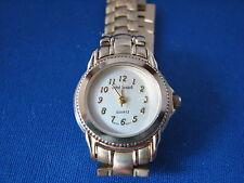 Harve Bernard Gold Tone Quartz Watch