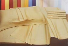 BIC RICAMI . Completo letto, lenzuola.ORCHIDEA - Raso - Matrimoniale, 2 piazze .