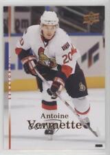 2007-08 Upper Deck #393 Antoine Vermette Ottawa Senators Hockey Card