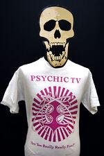 Psychic tv-magickal mystery d tour-t-shirt