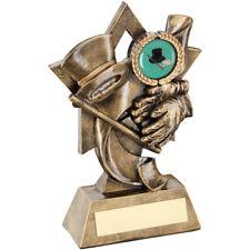 Fantastico TIP-TAP Award Cappello Guanti e Bacchetta Magica Star Trophy-INCISIONE GRATUITA