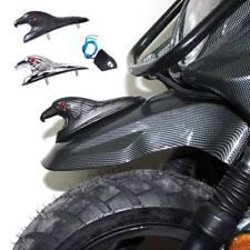 Aigle Noir Garde-boue avant Bonnet Tête Ornement Statue Moto Cruiser Custom