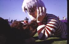 1974 KODACHROME 12 SLIDES PHOTOS PASADENA ROSE PARADE FLOATS MONTICELLO PUPPY +