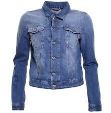 DIESEL Womens Stonewash R-Giacca Denim Jacket RRP £195.00