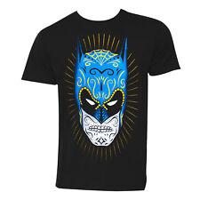 Batman Sugar Skull Men's T-Shirt Black