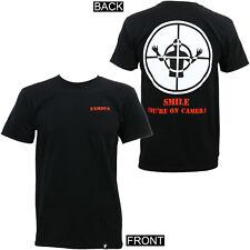 FAMOUS STARS & STRAPS Smile T-Shirt Black S M L XL 2XL 3XL NEW