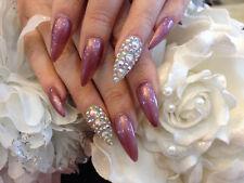 GORGEOUS Swarovski Rhinestones for Nail Art - Crystal AB - Mixed Sizes Available