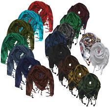 PLO Tuch in 24 Farben 100% Baumwolle  dick Pali Palästinenser Halstuch Arafat