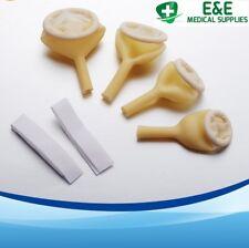 CATETERE ESTERNO MASCHILE IN LATTICE Varie Dimensioni e Confezioni-Preservativo CATETERE Marchio CE