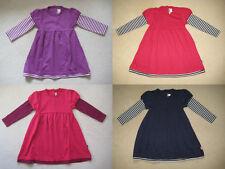 ex JoJo Maman Bebe Jersey Dress stripe sleeve 6 months to 6 years