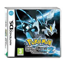 Pokemon: Black Version 2 (Nintendo DS, 2012) UK PAL
