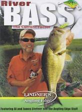 Lindner River Bass Fishing The Current Factor Frogging Crankbaits DVD NEW