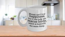 Rescue Bird Mom Gift Mug