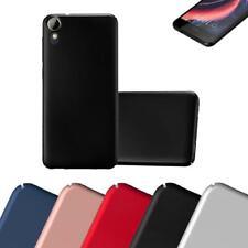 Schutz Hülle für HTC Desire 10 PRO Handy Hard Cover Case Matt Metallic Bumper
