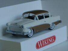 Wiking Opel Rekord Ascona weiss/gold - 0080 40 - 1:87