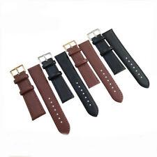Universal Vintage Echtleder Armbanduhr Band Armband 12/14/16/ 18/20/22/24