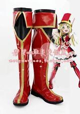 Bang Dream Seta Kaoru Tsurumaki Kokoro cosplay shoes Boots Custom Made10