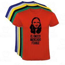 Camiseta Rosendo el Único Mercado Fiable hombre tallas y colores