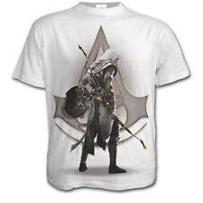 Assassins Creed orígenes bayek T-Shirt-blanco