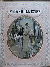 LE FIGARO ILLUSTRE 1890 N 2 LES FLEURS DE MAI