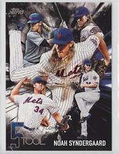 2017 Topps Five Tool Online Exclusive 5 x 7 5T-35 Noah Syndergaard New York Mets