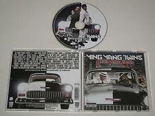 YING YANG TWINS/U.S.A. STATI UNITI OF ATLANTA(TVT TV-2520-2) CD ALBUM