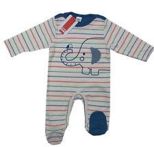 Kanz Nachtwäsche Newborn Schlafanzug 1-tlg. Jersey Jungs Gr.56,68,92