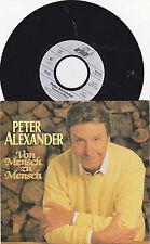 Peter Alexander - von Mensch zu Mensch