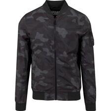 Urban Classics-light camo Bomber chaqueta Dark camo
